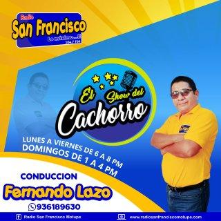 EL SHOW DEL CACHORRO
