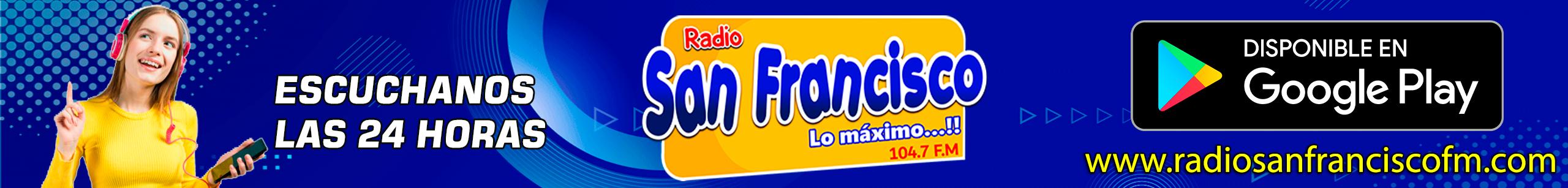 Radio San Francisco // Lo Máximo